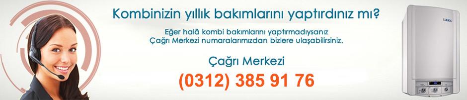 Baymak Ankara Servisi